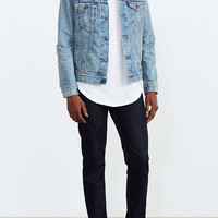 Levis Icy Denim Trucker Jacket - Urban Outfitters