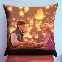 Tangled Disney Rapunzel - Case2Pillow , Pillow Case , Decor Pillow Case , Bedding Pillow Case