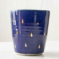 Pickle Pottery Rain Drop Tumbler