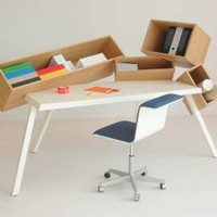 OVERDOSE DESK BY BULO - Bram Boo