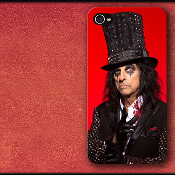 Alice Cooper 2 Phone Case iPhone Cover