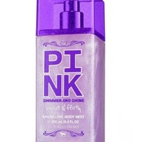 Victoria's Secret Pink Shimmering and Shine Sweet & Flirty Body Mist