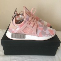 Brand New Adidas NMD XR1 UK9 Duck Camo PINK *Open to Offers*