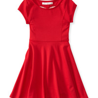 PS from Aero  Kids' Heart Back Dress