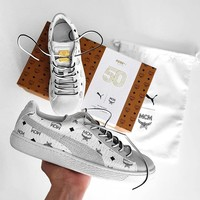PUMA Suede MCM Sports shoes