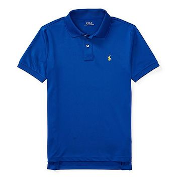 Polo Ralph Lauren Children Boy Girl Casual Lapel Shirt Top Tee