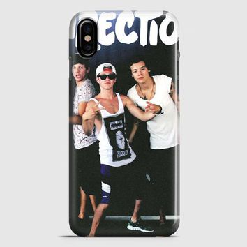 Niall Horan Collage Photo iPhone X Case
