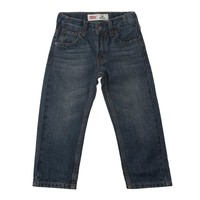 Levi's Straight Fit Jeans - Toddler (Blue)
