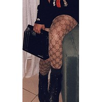 GUCCI Woman Fashion Stockings Pantyhose Tights