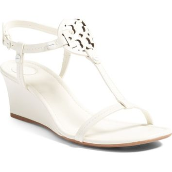 Best Tory Burch Wedge Sandals Products on Wanelo f334be1f7559