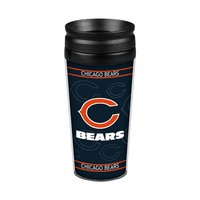 Chicago Bears Full-Wrap Travel Tumbler (Brs Team)