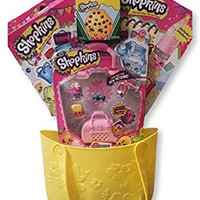 Shopkins Easter Basket Bundle of 5 pieces