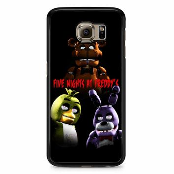 Five Nights At Freddy S 5 Samsung Galaxy S6 Case