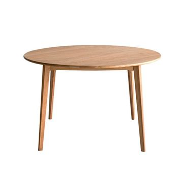 Concise Log Round Table