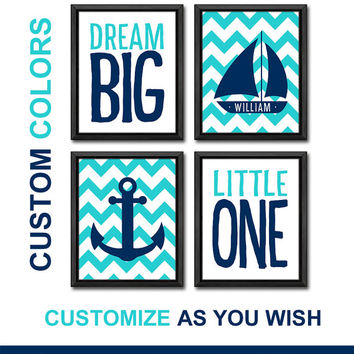 nautical kids room decor modern nautical nursery art for boys nautical nursery decor idea little sailor kids wall art custom baby decor