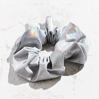 Holographic Scrunchie - Urban Outfitters