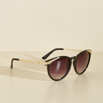 Beach Your Best Self Sunglasses | Mod Retro Vintage Sunglasses | ModCloth.com