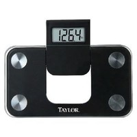Taylor Mini Digital Scale - Black - 9x5""