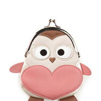 Quirky Bird Coin Purse