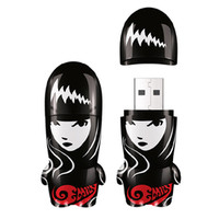EMILY THE STRANGE FLASH DRIVE by Mimobot - GreenerGrassDesign