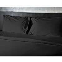ComfortLiving  Carlyle 1600 Thread Count 3-Piece Sheet Set Twin - Grey
