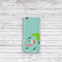 Pokemon Bulbasaur iPhone 5 5c 6 6plus and Samsung Galaxy S5 Case