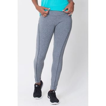 Heather Grey Viva Legging