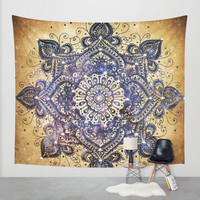 Gypsy Magic Wall Tapestry by Jenndalyn