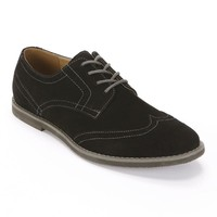 Wing-Tip Oxford Shoes