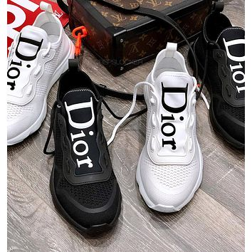 Dior Breathable casual shoes