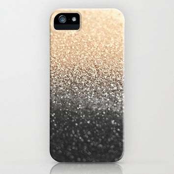 Gold Black case cover