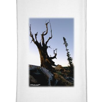 Colorado Mountain Scenery Flour Sack Dish Towel by TooLoud