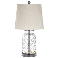 Chicken Wire Lamp | Hobby Lobby | 1426311