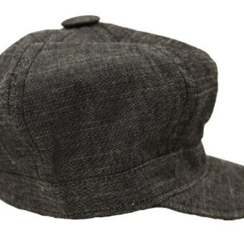 "Alpinestars Women's Astars ""Chambray B/Hat"" Newsboy Style Hat Black With -OS"