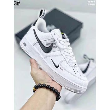 Nike Air Force 1 Classic Popular Women Men Leisure High Top And Low Top Sport Running Shoes Sneakers 3#