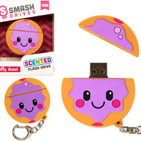 JELLY DONUT SCENTED FLASH DRIVE