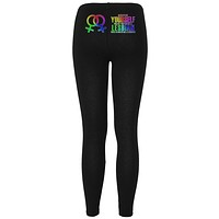 Always Be Yourself Lesbian Womens Leggings