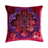 Kevin O'Brien Moroccan Velvet Pillow