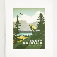 """Been Great Sightseeing You Print in Rocky - 16 x 20"""" 