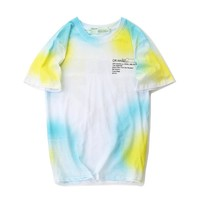 Cheap Women's and men's OFF WHITE t shirt for sale 501965868-024