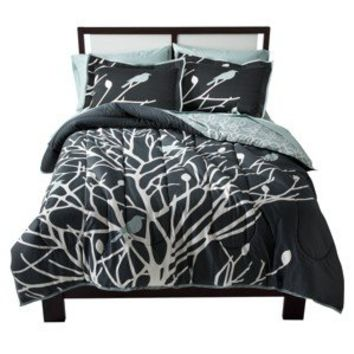 room 365 birds and branches comforter from target dorm 2013