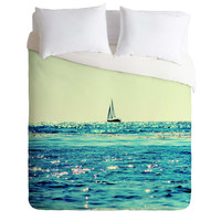 Lisa Argyropoulos Sailin Duvet Cover