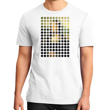 Mona Lisa Remix District T-Shirt (on man)