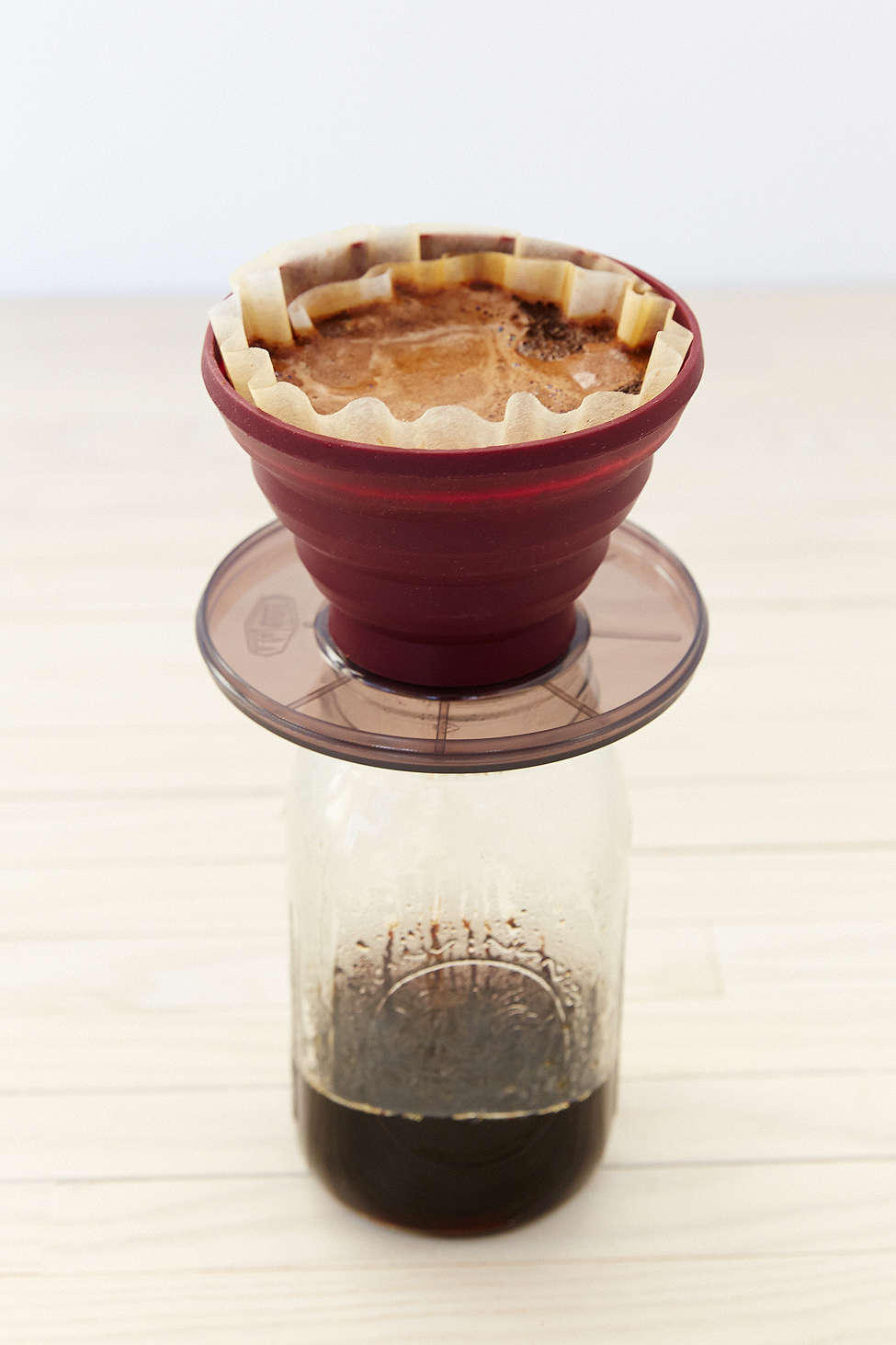 Coffee Maker Home Outfitters : GSI Outdoors Collapsible JavaDrip Coffee from Urban Outfitters