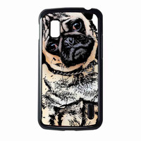pugs alot dog For Nexus 4  CASE *RA*
