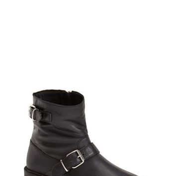Girl's Burberry 'Mini Atholl' Army Boot,