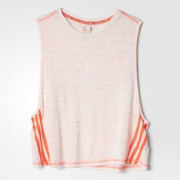 adidas Flame Tank Top - White | adidas US