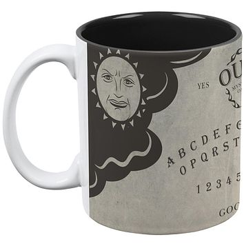Halloween Ouija Board All Over Coffee Mug