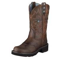 Ariat Women's Probaby Driftwood Brown Boots