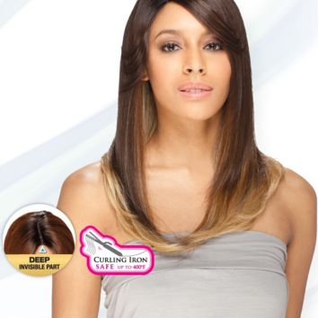 Freetress Equal Nelly Deep Invisible Part Lace Front Wig